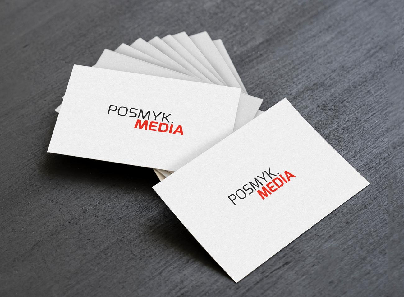 Posmyk-Media Visitenkarten