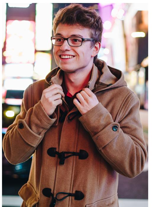 Philipp Posmyk ist kreativer Unternehmer aus dem Münsterland