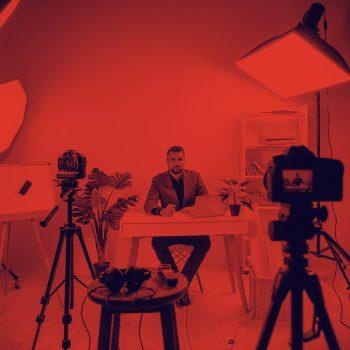 TV Studio Webinar Studio mieten in 40215 Düsseldorf
